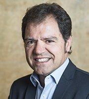 Blai Paco, President de la Unió Empresarial de l'Anoia.